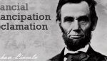 Freedom Week: Financial Emancipation Proclamation