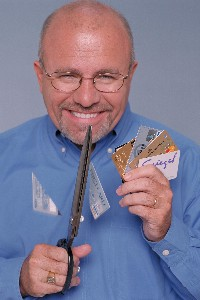 Dave Ramsey Cutting Credit Cards